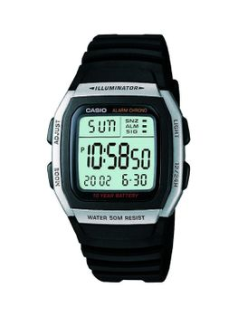 Casio Mens W96H-1AVDF Illuminator Watch