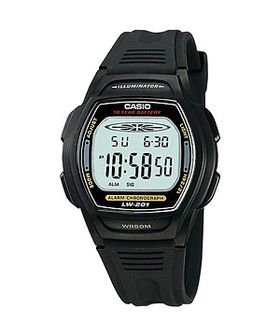Casio Ladies LW-201-1AV Digital Watch