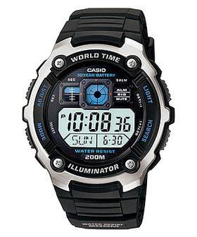 Casio Mens AE-2000W-1AVDF World Time Digital Watch