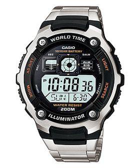 Casio Mens AE-2000WD-1AVDF World Time Digital Watch