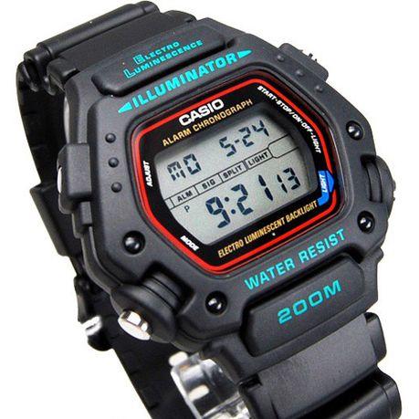 Casio Mens DW-290-1VS Marine Gear Digital Watch