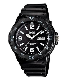 Casio Mens MRW-200H-1B2VDF Analogue Watch