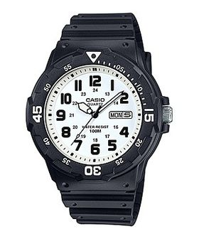 Casio Mens MRW-200H-7BVDF Analogue Watch