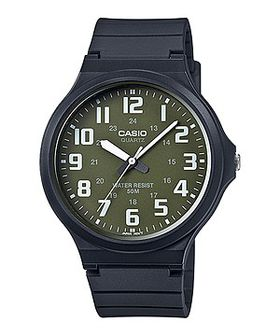 Casio Mens MW-240-3BVDF Analogue Watch