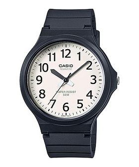 Casio Mens MW-240-7BVDF Analogue Watch