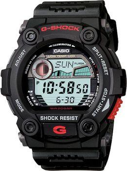 Casio Mens G-7900-1DR G-Shock Digital Watch