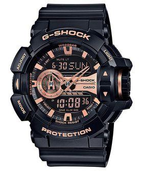 Casio Mens GA-400GB-1A4DR G-Shock Anadigital Watch