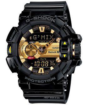 Casio Mens GBA-400-1A9DR G-Shock G-Mix Anadigital Watch
