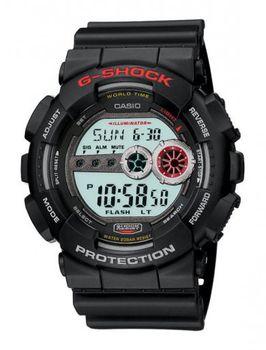 Casio Mens GD-100-1ADR G-Shock Digital Watch