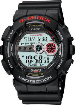 Casio Mens GD-100-1BDR G-Shock Digital Watch