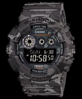 Casio Mens GD-120CM-8DR  G-Shock Camo Digital Watch