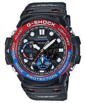 Casio Mens GN-1000-1ADR G-Shock Gulfmaster Anadigital Watch