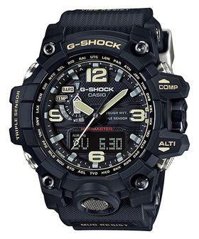 Casio Mens GWG-1000-1ADR G-Shock Mudmaster Anadigital Watch