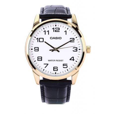 b6aeddda584 Casio Mens MTP-V001GL-7BUDF Analogue Watch