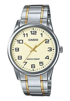 Casio Mens MTP-V001SG-9BUDF Analogue Watch