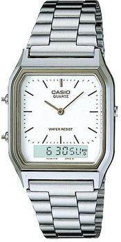 Casio Mens AQ230A-7D Anadigital Watch
