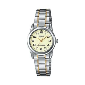Casio Ladies LTP-V001SG-9BUDF Analogue Watch