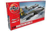 Airfix Gloster Meteor F.8 Plastic Model Kit