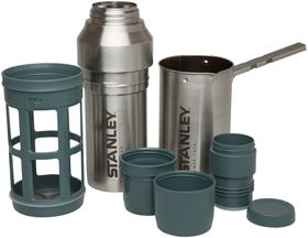 Stanley - Mountain 1 Litre Coffee System Vacuum Bottle - Stainless Steel