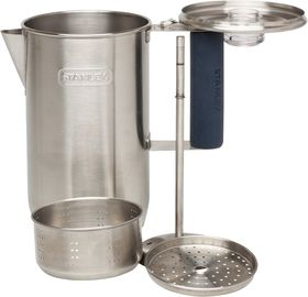 Stanley - Adventure 1 Litre Percolator - Stainless steel