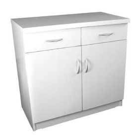 Wildberry - 2 Drawer Kitchenette - White