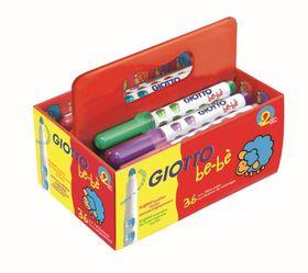 Giotto Be-Be 36 Super Fibre Tip Pens