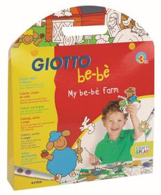 Giotto Be-Be My Farm Play Set