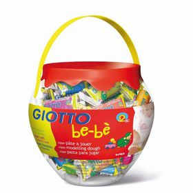 Giotto Be-Be Soft Modelling Dough Pot