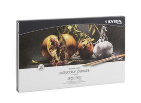 Lyra Rembrandt Polycolor 72 Piece Premium Artists Pencils