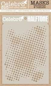 Celebr8 Snap It! Mask - Halftone