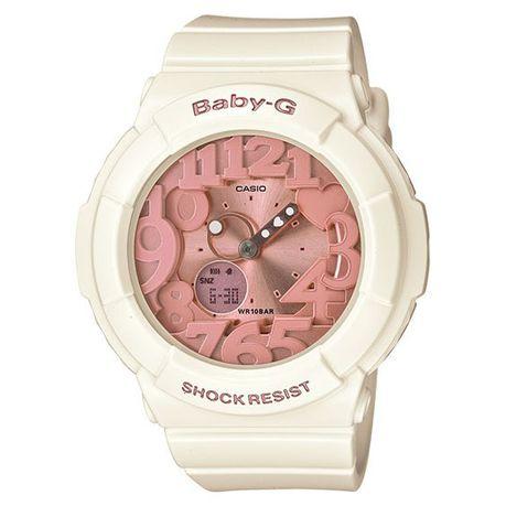 3f30d9cba Casio Ladies BGA-131-7B2DR Baby-G G-Shock Anadigital Watch | Buy ...