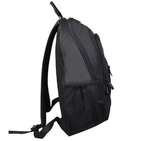 "Port Hanoi Laptop BackPack 15.6"" - Black"