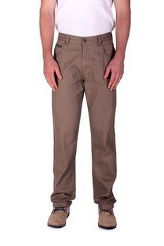 Wildway Twill Jean W58 Taupe