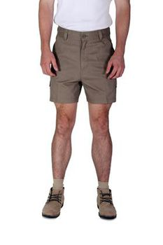 Wildway Cargo Shorts W100 Taupe
