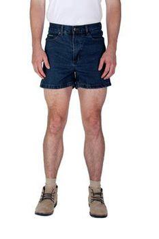Wildway Denim Shorts W102