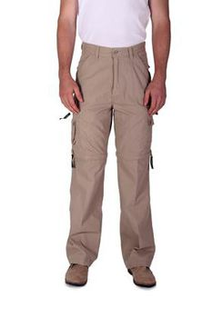 Wildway 2-in-1 Trouser W57 Stone