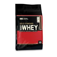 Optimum Nutrition Gold Standard 100% Whey 4.54kg - Double Rich Chocolate
