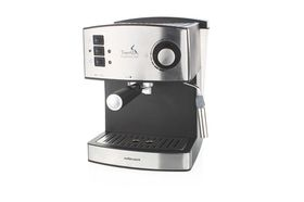 Mellerware - Trento Espresso Coffee Maker - Silver