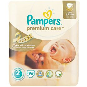 Pampers - Premium Care 96 Nappies