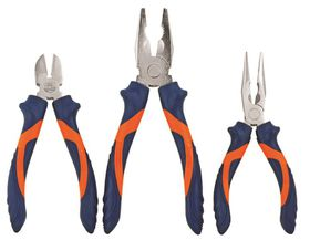 Fragram - Plier Set - 3 Piece