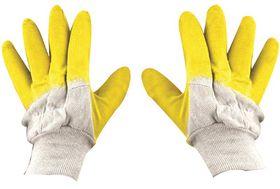 Fragram - Glove Palm Dipped Knit Wrist