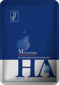 Timeless Truth Hyaluronic Acid Hydra-Soothing Moisturising Mask - 30ml