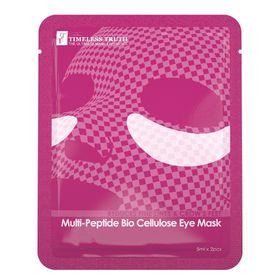 Timeless Truth Multipeptide Bio Cellulose Eye Mask - 5ml