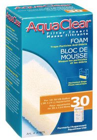 Aquaclear - 30 Stage 1 Foam Filter Insert