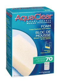 Aquaclear - 70 Stage 1 Foam Filter Insert