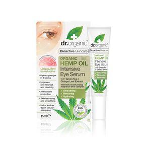 Dr.Organic Hemp Oil Intensive Eye Serum - 15ml