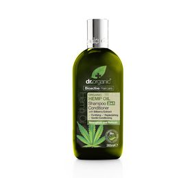 Dr.Organic Hemp Oil Shampoo & Conditioner - 265ml