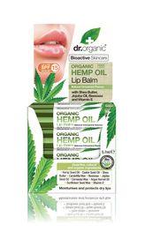 Dr.Organic Hemp Oil Lip Balm