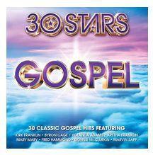 Various Artist - 30 Stars: Gospel (CD)