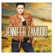 Jennifer Zamudio - Ongelooflik (CD)